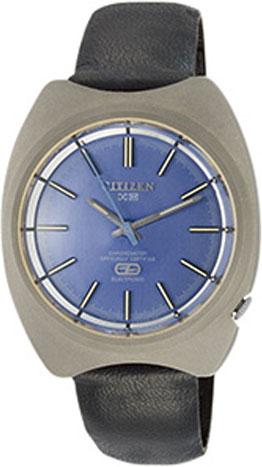 Erste Citizen Titan Uhr